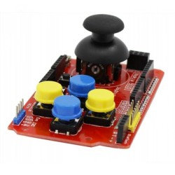Arduino Joystick Shield - Thumbnail