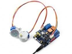 Arduino L293 DC/Step Motor Sürücü Shield'i - Thumbnail