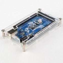 Arduino MEGA 2560 R3 Pleksi Kutu - Plexi Box for Arduino - Thumbnail