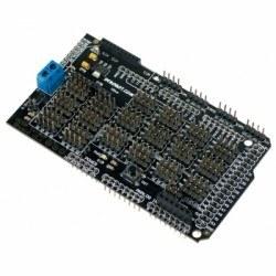 Arduino Mega IO Genişletme ve Sensör Shieldi - Thumbnail
