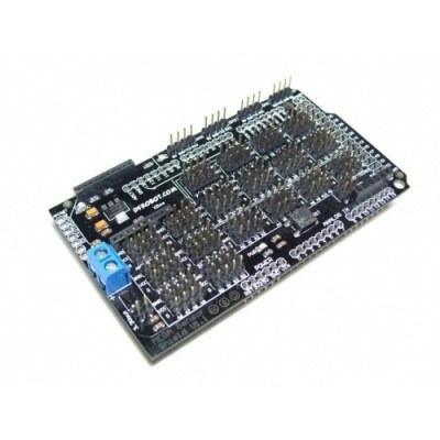 Arduino Mega IO Genişletme ve Sensör Shieldi