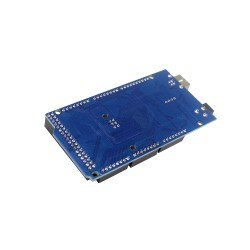 Arduino MEGA2560 R3 Clone - With USB Cable - (USB Chip CH340) - Thumbnail
