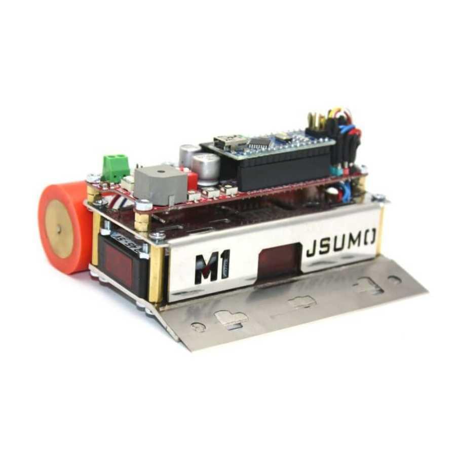 Buy Arduino Mini Sumo Robot Kit - Genesis (Assembled) with cheap price