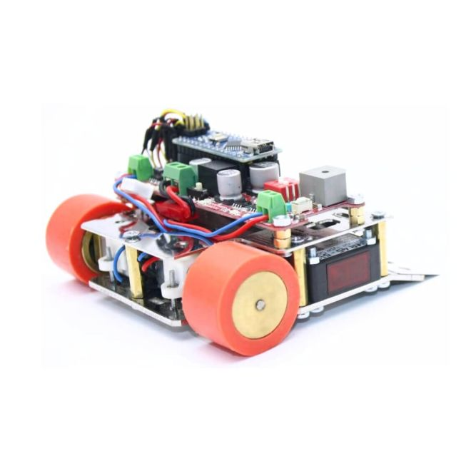 Arduino Mini Sumo Robot Kit - Genesis (Assembled)