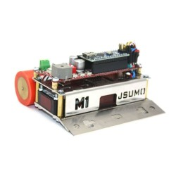 Jsumo - Arduino Mini Sumo Robot Kit - Genesis (Disassembled)