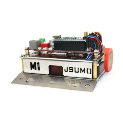 Arduino Mini Sumo Robot Kit - Genesis (Disassembled) - Thumbnail