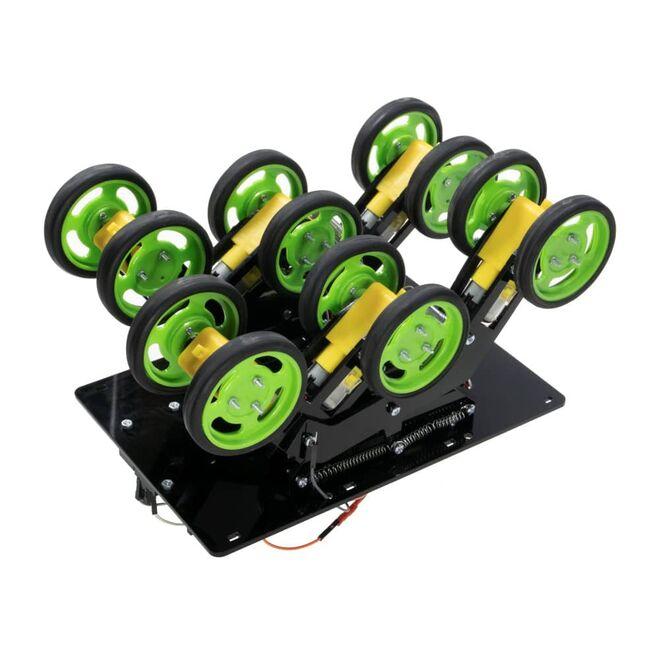 R.E.X Discovery Serisi Arduino MonsterBot Jezero - Extreme Platforma - Elektronikli