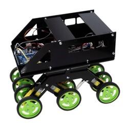 R.E.X Discovery Serisi Arduino MonsterBot Jezero - Extreme Platforma - Elektronikli - Thumbnail