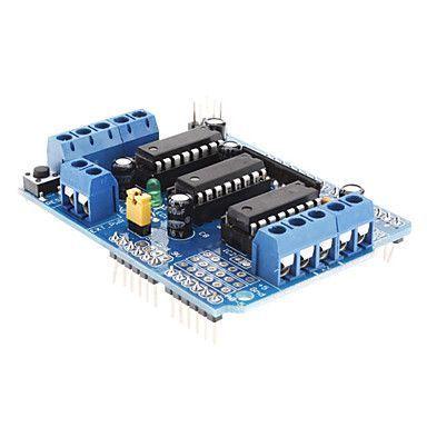 Arduino Motor Sürücü Shield
