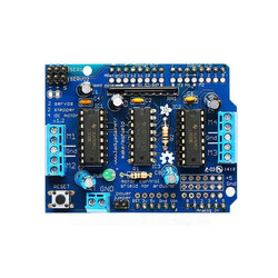 Robotistan - Arduino Motor Sürücü Shield