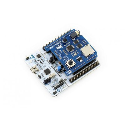 Arduino Music Shield - VS1053B