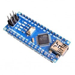 China - Arduino Nano Clone - USB Cable Gift - (USB Chip CH340)