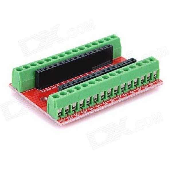 Arduino Nano Klemens Çevirici
