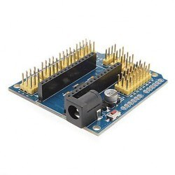 Arduino Nano Proto Shield - Thumbnail