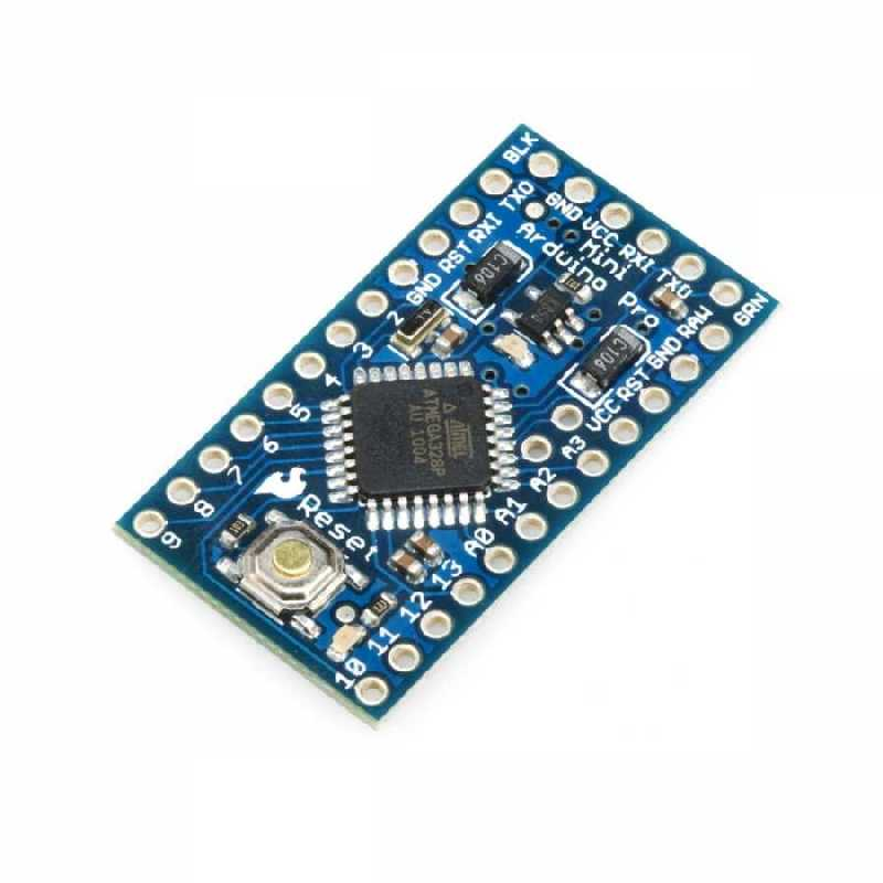 Buy Arduino Pro Mini 328 - 5V/16MHz (With Headers) with cheap price