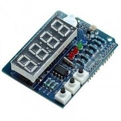 Arduino RTC'li Saat Shieldi - Clock Shield with RTC - Thumbnail