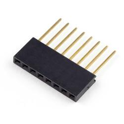 Robotistan - Arduino Stackable Header 8 Pin - Arduino Shield Connector