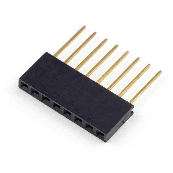 Arduino Stackable Header 8 Pin - Arduino Shield Konnektörü