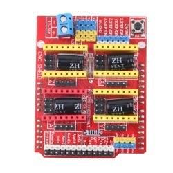 Arduino UNO için CNC Shield (A4988 uyumlu) - Thumbnail