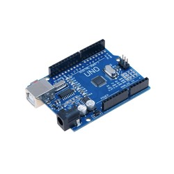 China - Arduino UNO R3 Clone - With USB Cable - (USB Chip CH340)