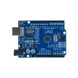 Arduino UNO R3 Klon USB Kablo Hediyeli - (USB Chip CH340) - Thumbnail