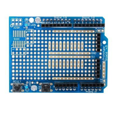 Arduino Uno R3 Proto Shield