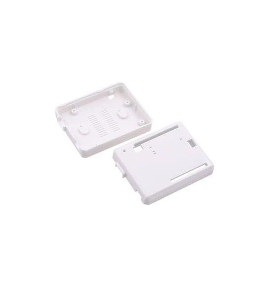 Arduino UNO R3 Uyumlu Beyaz ABS Plastik Muhafaza Kutusu