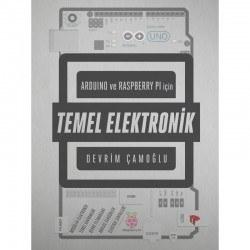 Arduino ve Raspberry Pi için Temel Elektronik Kitabı - Devrim Çamoğlu - Thumbnail
