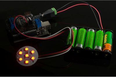 Arduino XBee ve IO Genişleme Shieldi