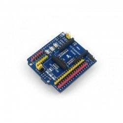 WaveShare - Arduino Xbee ve IO Genişletme Shield'i