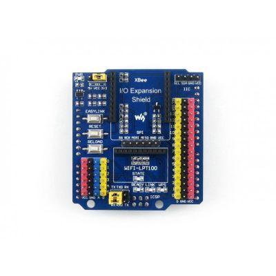 Arduino Xbee ve IO Genişletme Shield'i