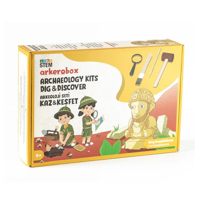 Arkerobox - Şuppiluliuma / Hatay - Çocuklar İçin Bilim
