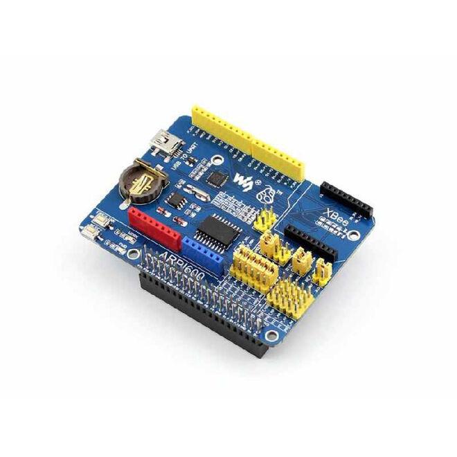 ARPI600 Raspberry Pi A+/B+/2/3/4 Arduino Shield