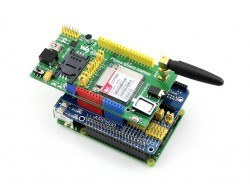 ARPI600 Raspberry Pi A+/B+/2/3 Arduino Shield - Thumbnail