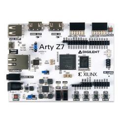 Image of Arty Z7-20 FPGA Developement Board