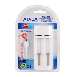 Ataba - AT-251MB Smart Battery Charger