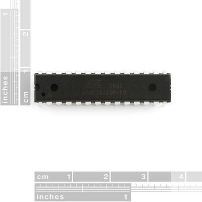 ATMega328P PU - AVR 28 Pin 20MHz 32K 6A/D