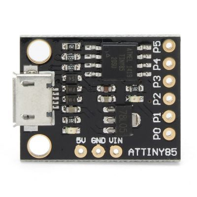 Attiny85 Arduino Micro Development Board