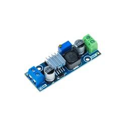 Robotistan - Ayarlanabilir 3 A Voltaj Düşürücü Regülatör Kartı - LM2596-ADJ