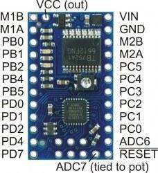 Baby Orangutan B-328 Robot Controller - PL-1220 - Thumbnail