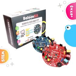 BaloonKit - Robotik Kodlama Seti Kırmızı - Thumbnail
