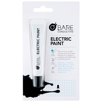 Bare Conductive - İletken Mürekkep Kalemi - Electric Paint Pen (10 ml)