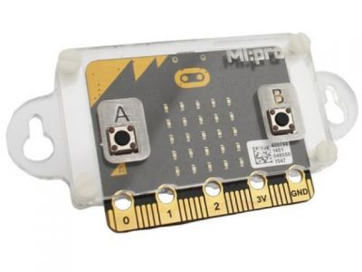 BBC Micro:Bit Montajlanabilir Kutu