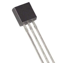 ST-NXP - BC237 - TO92 Transistor