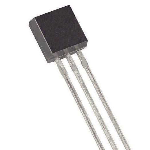 BC308 - TO92 Transistor