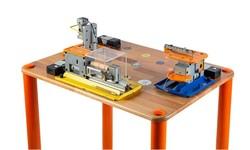 BenMaker - BenMaker Ahşap Tasarım ve Şekillendirme Seti (250 TL Sarf Malzeme Hediye)