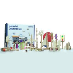 BenMaker Benkit Modül Hayalimi Üretiyorum Kutusu - Thumbnail