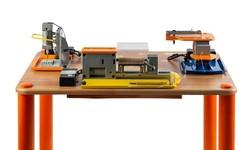 BenMaker Wood Design and Forming Set - Thumbnail