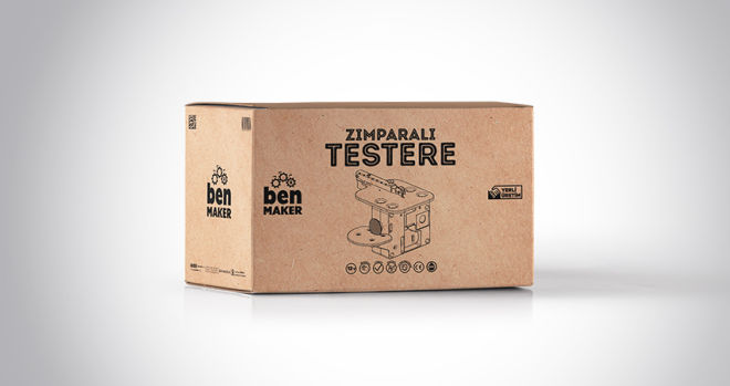 BenMaker Zımparalı Testere Modülü