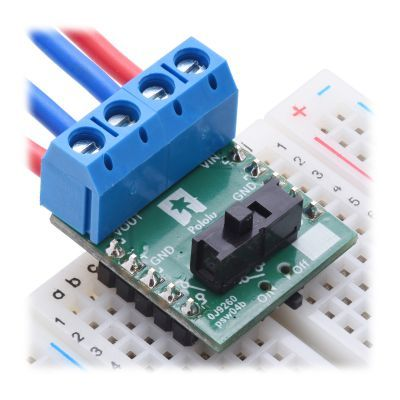Big MOSFET Slide Switch with Reverse Voltage Protection (Middle Power)
